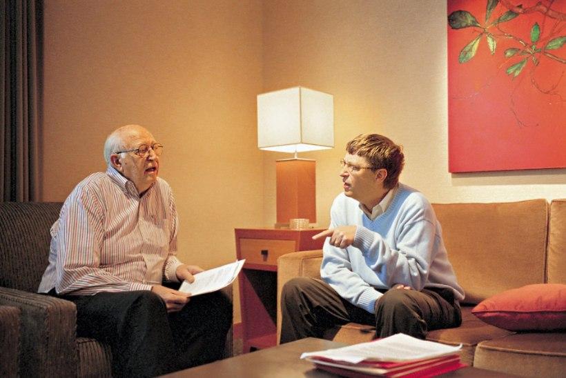 Bill Gates leinab 94aastaselt surnud isa: meil vedas, et temasugune imeline mees oli meiega nii pikalt