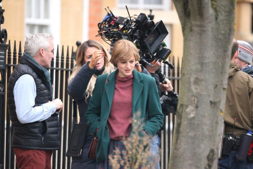 Netflixi menusari näitab printsess Diana võitlust buliimiaga