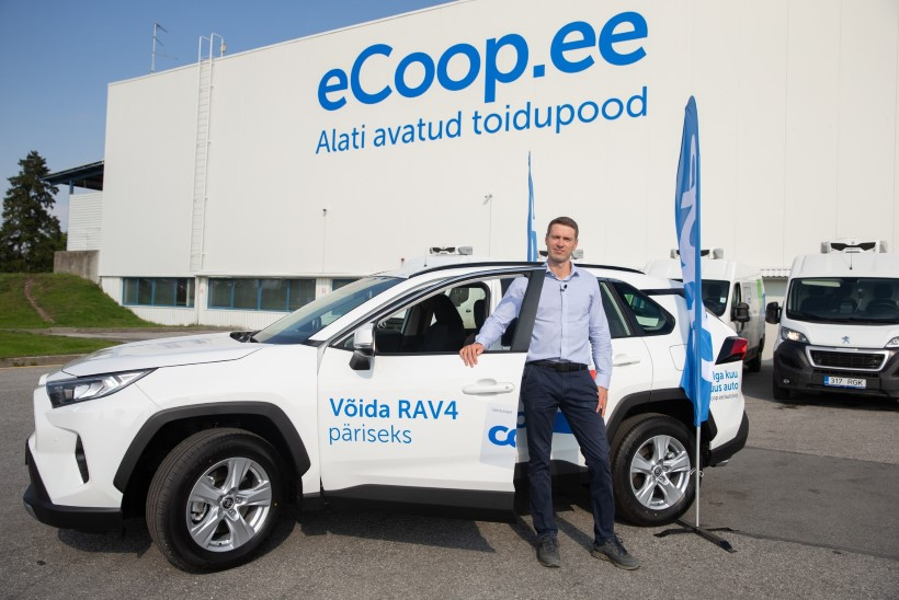 VIDEO | COOPi autoloosi võitja: kõne saabus sünnipäevahommikul – see oli mu elu parim kingitus!