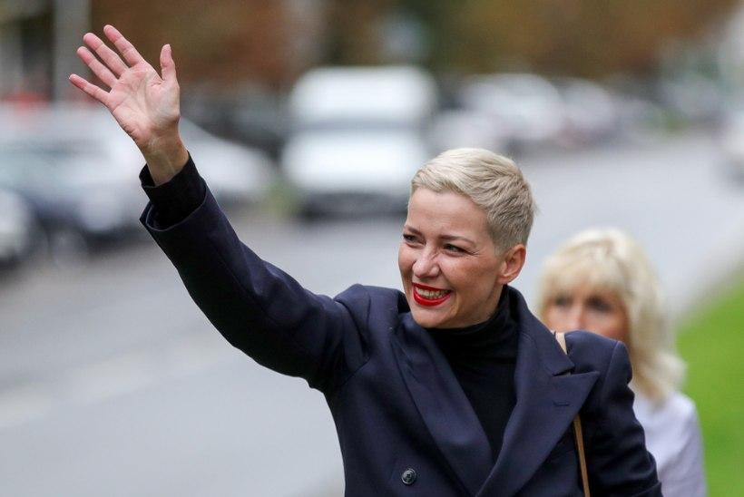 ÕÕNESTAS RIIKI? Valgevene võimud esitasid opositsiooniliidrile ametliku süüdistuse