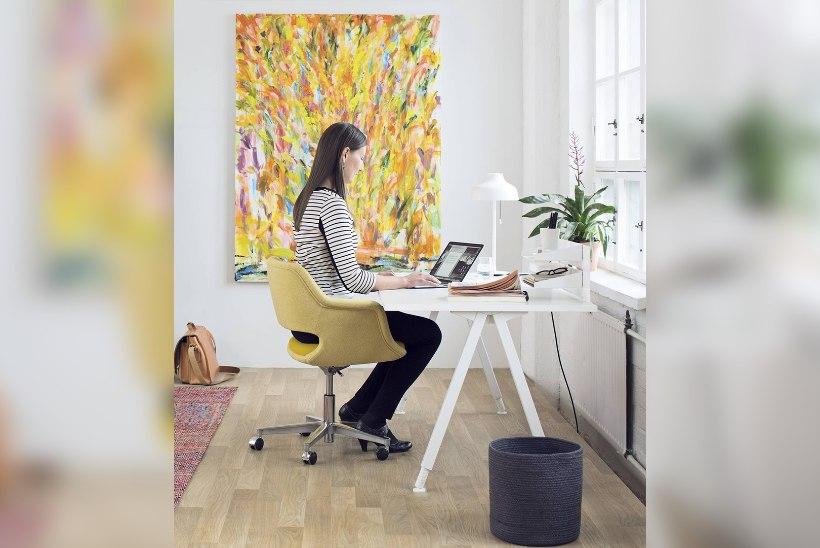 NUTIKAD NÕUANDED: kuidas kodukontorisse lauda valida?