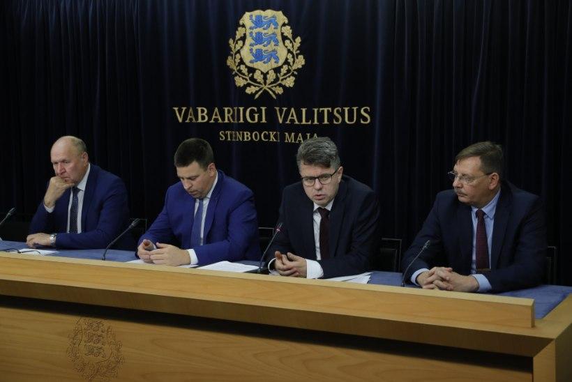 VIDEO | Valitsus hakkab laevandust toetama ja võttis paljudelt inimestelt Eesti kodakondsuse