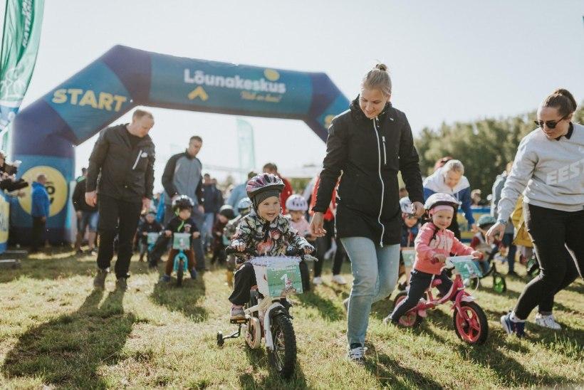 Oluline teada: Tartu Rattamaratoni lastesõitudele kohapeal registreerida ei saa