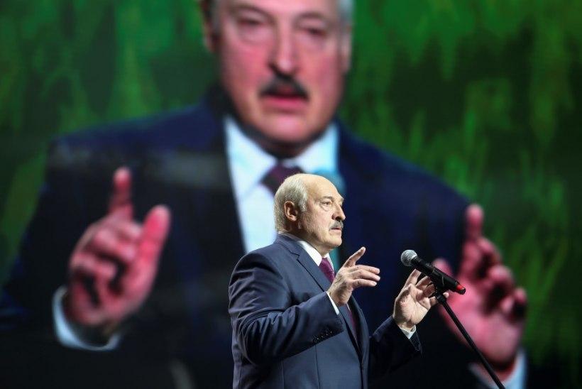 Lukašenka kuulutas, et sulgeb riigipiiri Leedu ja Poolaga