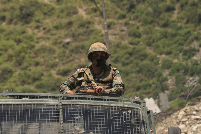 PINGED MAAILMA KATUSEL! Hiina ja India mängivad ohtlikku mängu