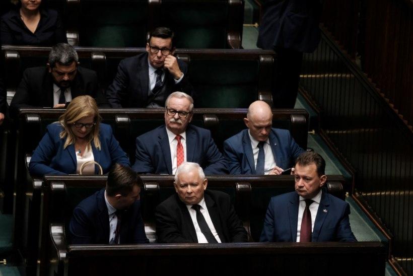 Poola peaministripartei: loomakaitseseaduse eelnõu võis lõhkuda koalitsiooni
