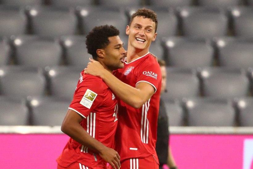 VIDEO   Pidurdamatu Bayern tagus liigahooaja avamängus tugevale vastasele kaheksa väravat