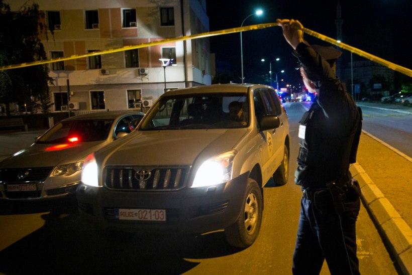 Kosovos arreteeriti vähemalt 10 politseinikku, kes osalesid organiseeritud kuritegevuses