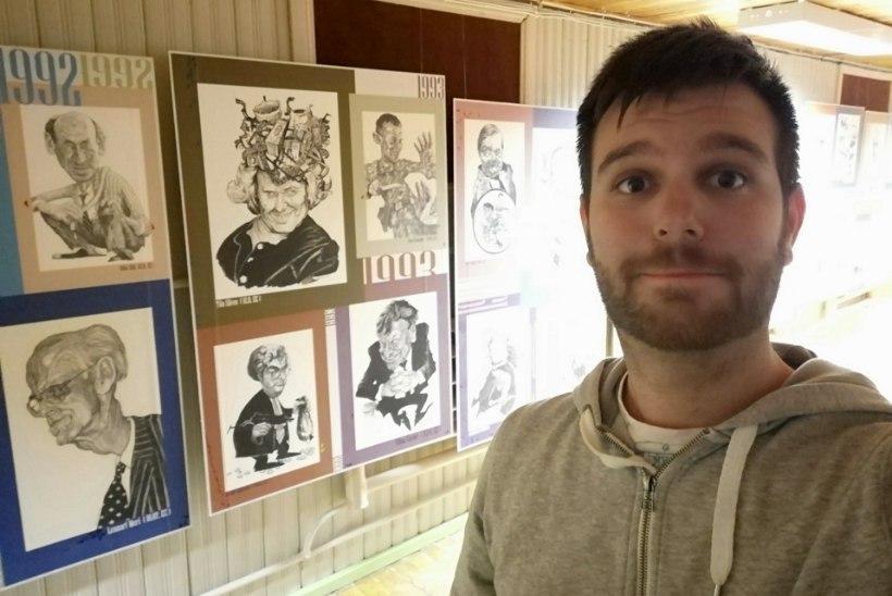ÕL VIDEO | SUUR KIRG: hispaanlane on Eestis elades külastanud üle 200 muuseumi!