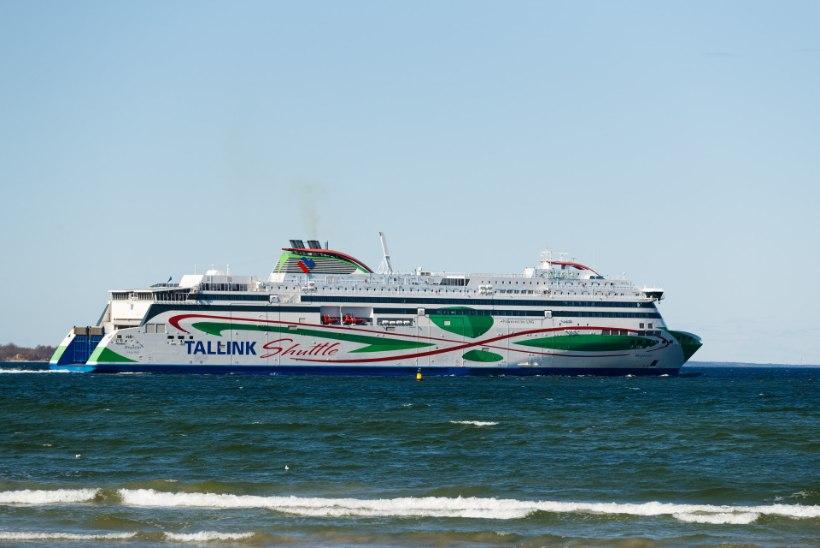 RASKED AJAD: Tallink Grupp alustab suuremahulist koondamist