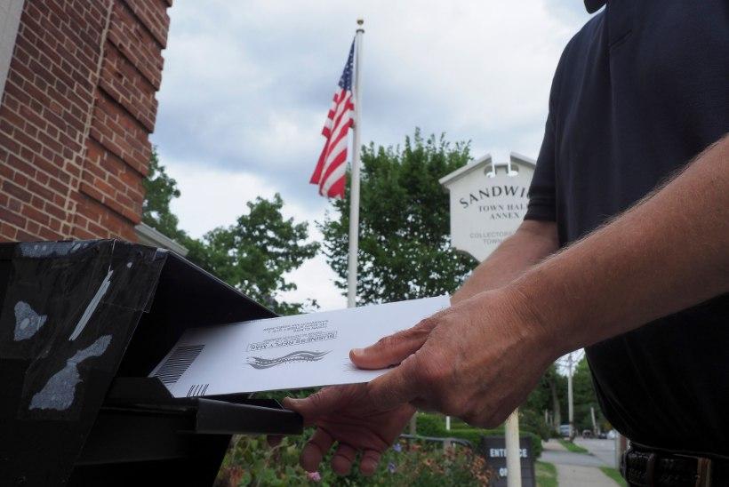 PLUSSID JA MIINUSED: valimistel posti teel hääletamine kütab USAs kirgi