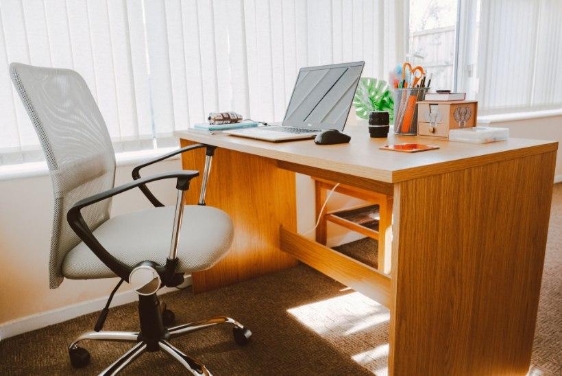 Kodune töönurk peab olema mugav ja praktiline