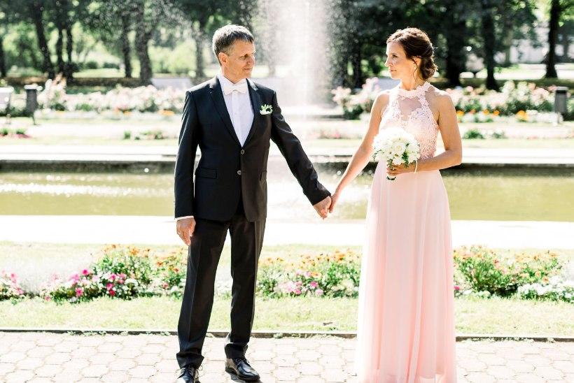 Palju õnne! Toomas Vitsutile helisesid pulmakellad