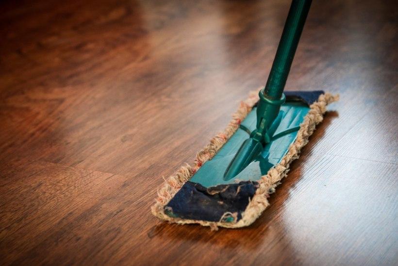 Põranda hooldusnipid, mida kindlasti peaksid teadma