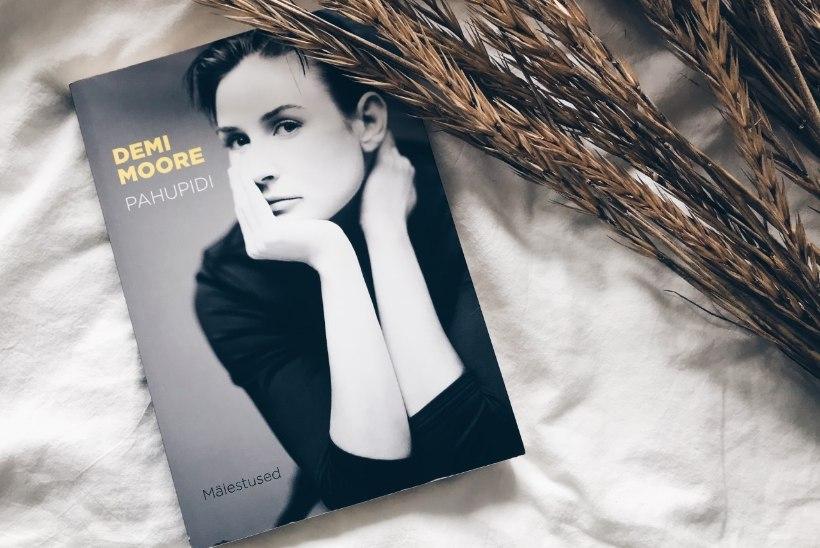 LUGEMISSOOVITUS | Demi Moore'i elulugu tõestab, et ükskõik, kust sa tuled, maailm võib olla su ees valla!