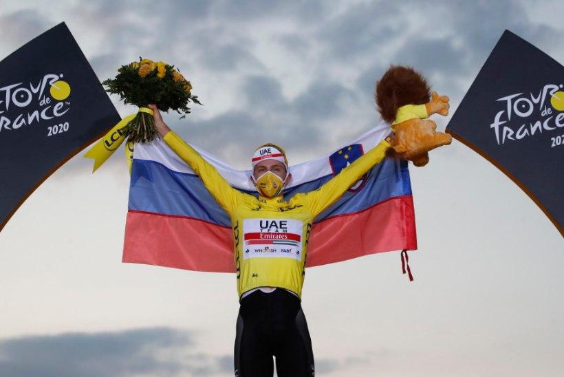 Tour de France sai viimase 116 aasta noorima võitja