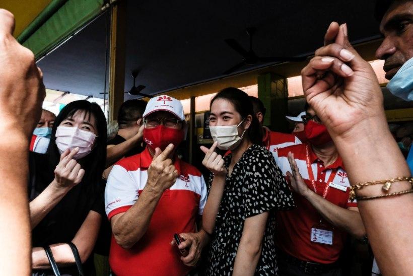 Singapur töötab välja jälgimisseadeid, mis peaks ennetama Covid-19 levikut