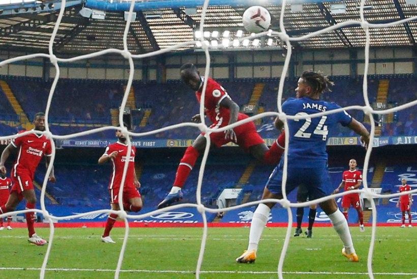 Teiseks poolajaks vähemusse jäänud Chelsea vandus kodus Liverpoolile alla