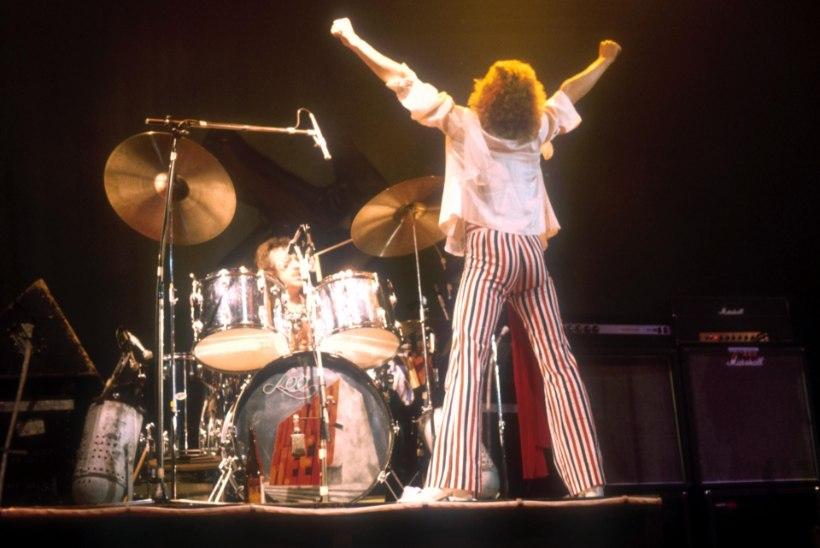 Suri Ozzy Osbourne'i ja Uriah Heepi trummar Lee Kerslake