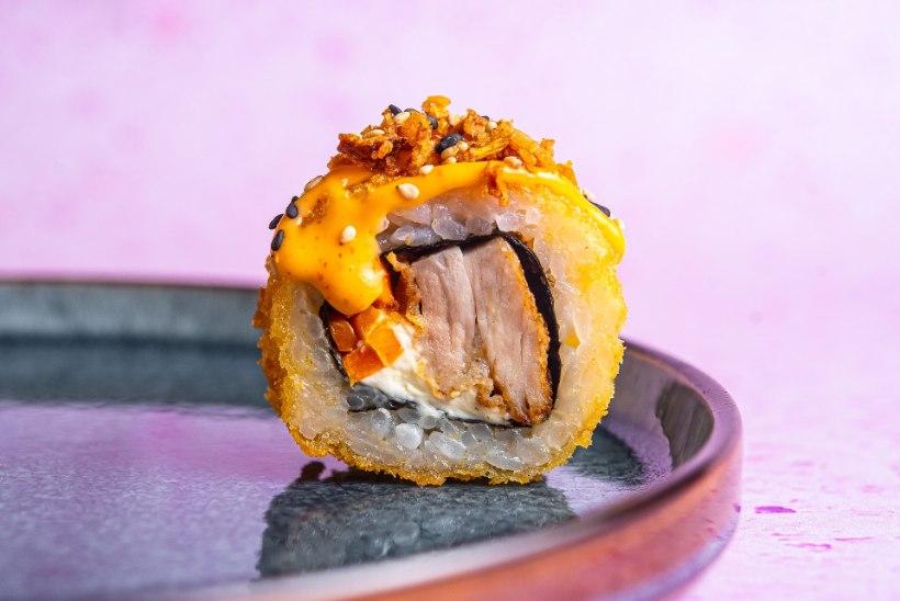 Uutmoodi toitlustusäri: Sushirost saab imemaitsvat sushi't, aga restorani sisse sind ei oodata