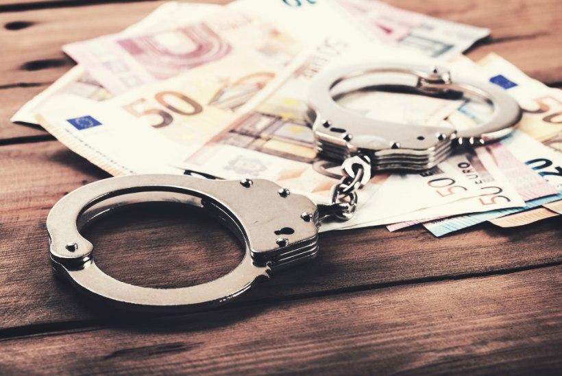 ÜÜRATU RAHAPESU: KAKS TRILJONIT DOLLARIT! Kriminaalide kombitsad tungisid tipp-pankadesse