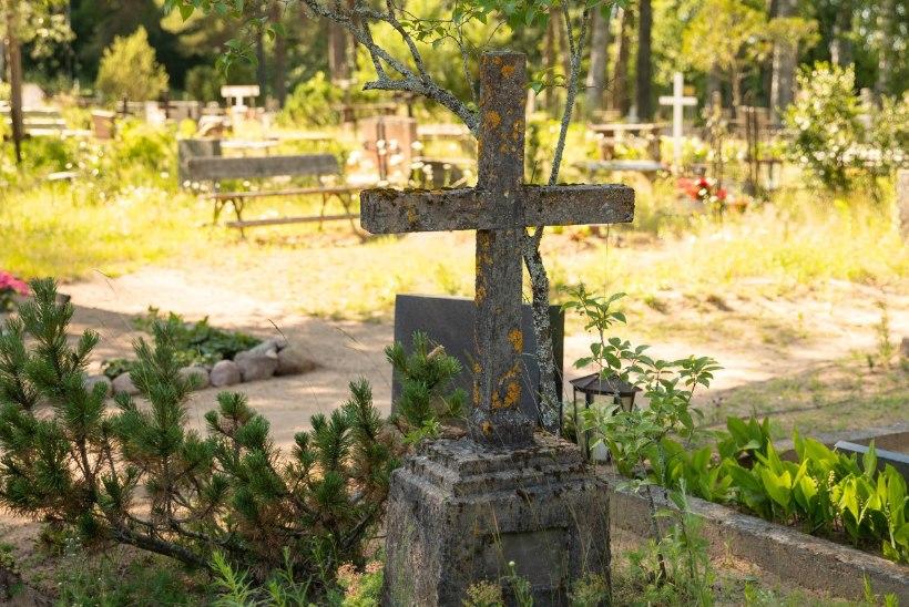 On aeg kalmistu korrastamiseks!