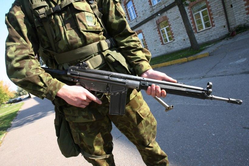 Andres Metsoja vastukaja | Henn Põlluaas, kas kaitsevägi saab 2,5% SKTst arvestada ka järgnevatel aastatel?