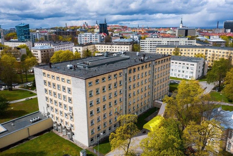 Tallinna haiglas andis positiivse koroonatesti kümme töötajat ja neli patsienti