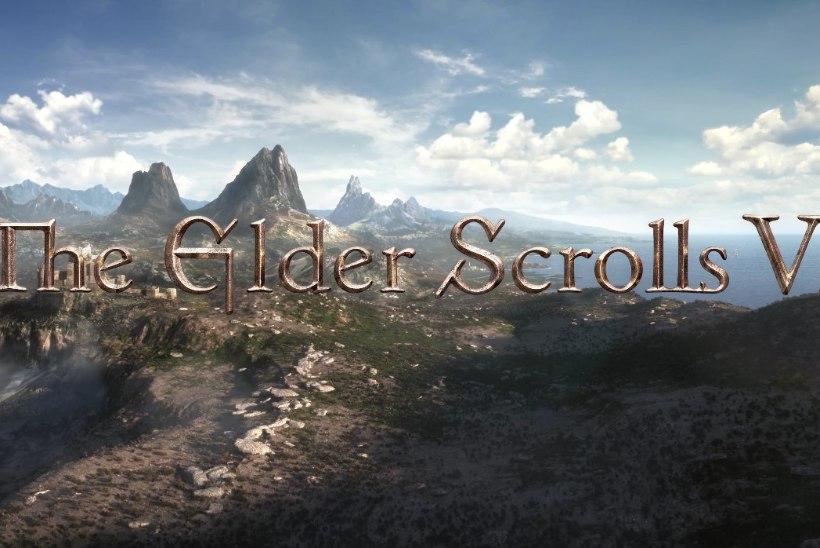 """""""The Elder Scrolls 6"""" ainult Xboxil? Kus hakkavad Bethesda mängud ilmuma tulevikus"""