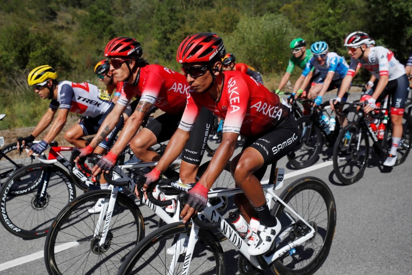 Tour de France'i räsib dopinguskandaal, vahi alla on võetud kaks inimest