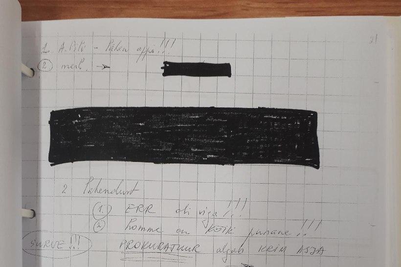 """""""Ebaadekvaatne nuttev treener"""", """"ERR oli viga!!!"""" ja """"Läti kaudu minema!"""" – lõike Mati Alaveri päevikust"""