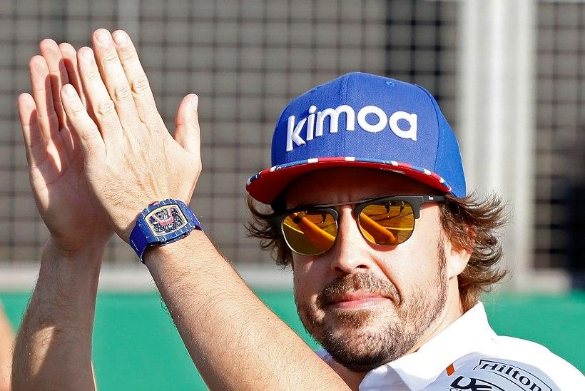 KINDEL: kahekordne F1 maailmameister naaseb kuninglikku võidusõidusarja