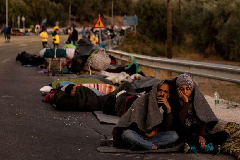 ÜRO esindaja Lesbose traagikast: me ei saa lubada, et elu väärtus langeb tuhka