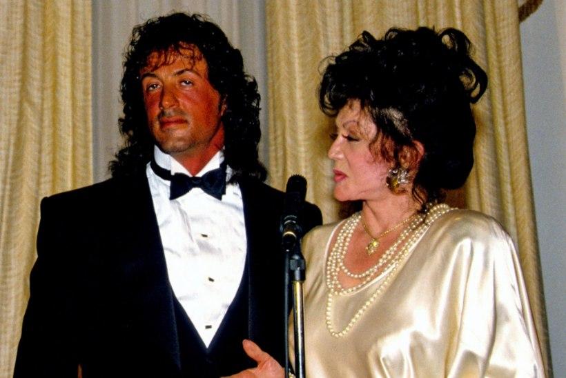 98 aasta vanusena suri Sylvester Stallone'i ema