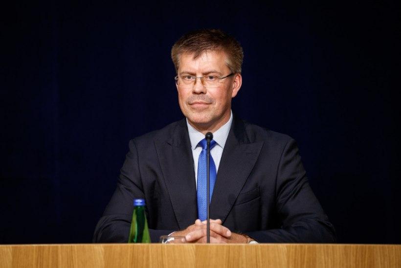 """Terviseameti uus juht Üllar Lanno: """"Olen ise töötanud intensiivraviosakonnas. Ma saan väga hästi aru, kui olukord läheb halvaks."""""""