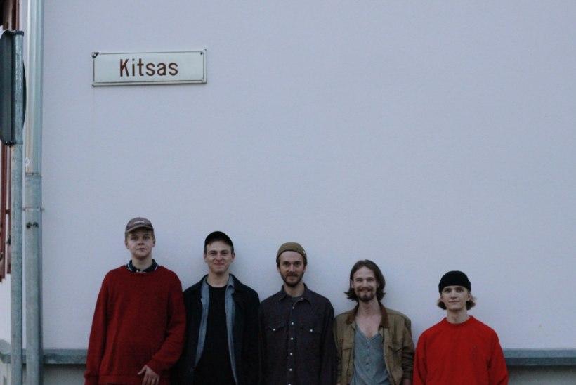 Noortebändi poolfinalist The Crosslegs: oleme juba mitu aastat unistanud täispika albumi lindistamisest