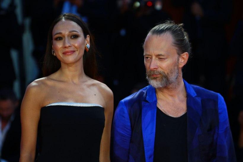 Radioheadi laulja Thom Yorke võttis naise