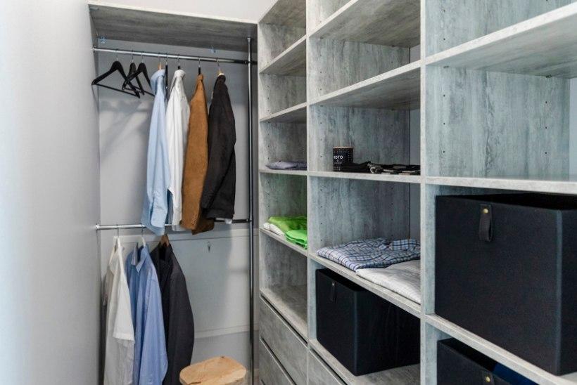 Nutikad nõuanded garderoobikapi planeerimiseks