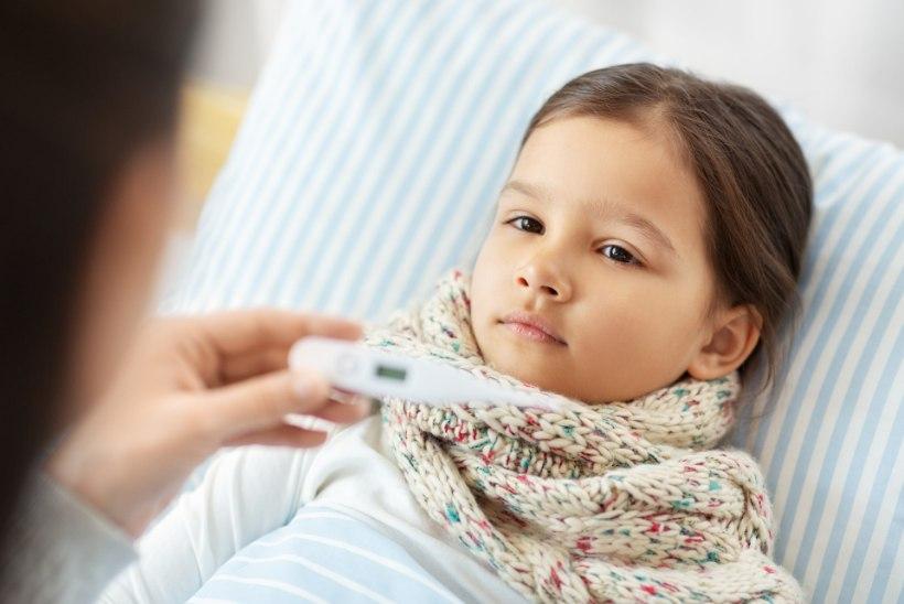 GRIPP EI JÄÄ KUNAGI TULEMATA: nii vähendad tõenäosust, et jääd raskelt haigeks