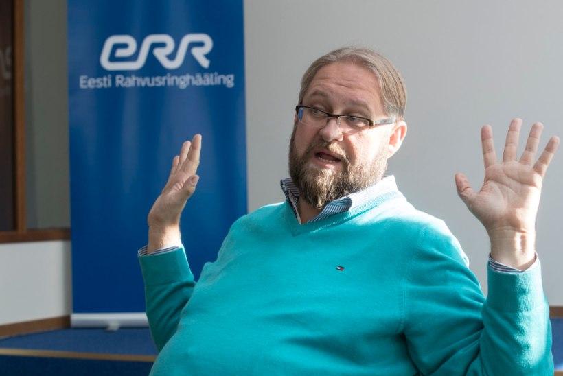 ERRi uudistejuht Samost vastab kriitikale: ei viitsi Reitelmanniga vaielda!