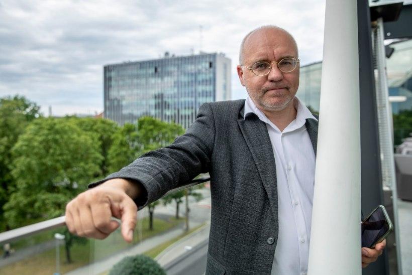 ERRi juhatuse esimees: Reitelmannil ongi huvide konflikt