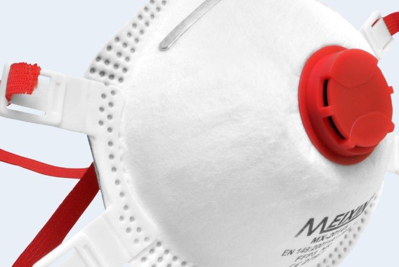 P3 respiraator: päris kaitse viiruste eest