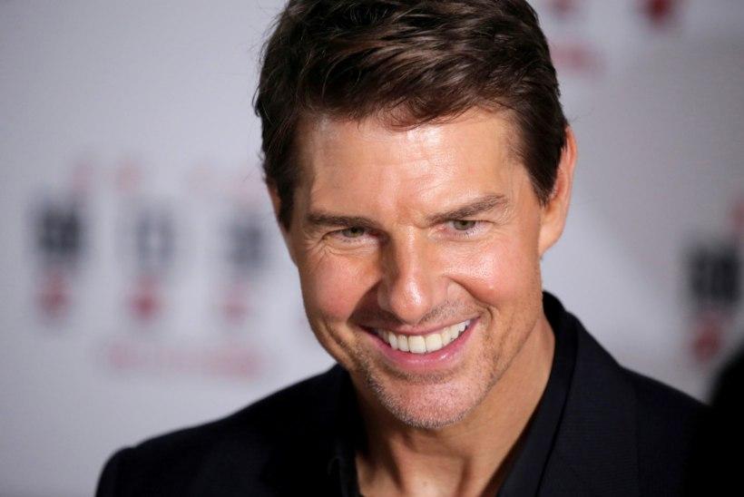 Tom Cruise sõidab kosmosesse filmi väntama