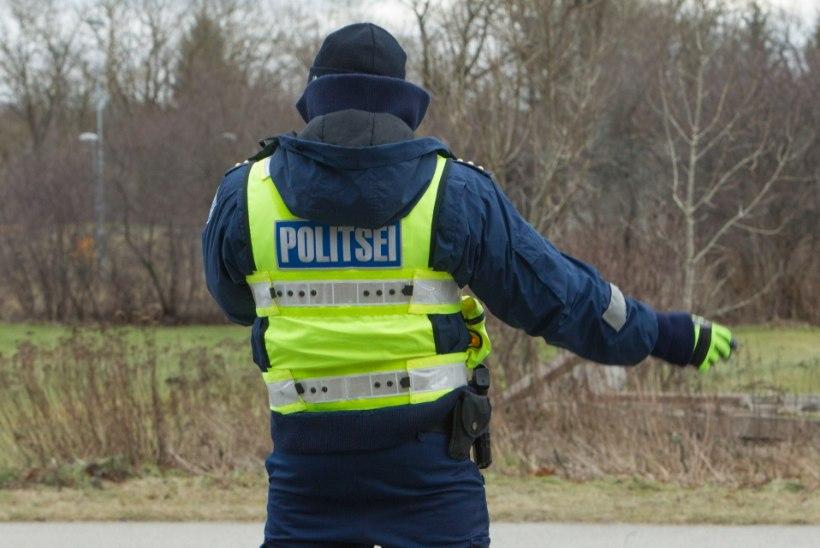 Seisukoht | Aitäh, liikluspolitseinik!