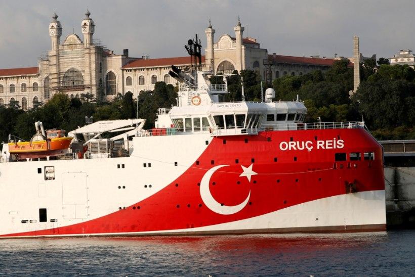 VANA VAEN EI ROOSTETA: Kreeka ja Türgi näitavad üksteisele hambaid
