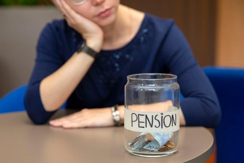 Erakorraline pensionitõus tuleb suurem kui mullune