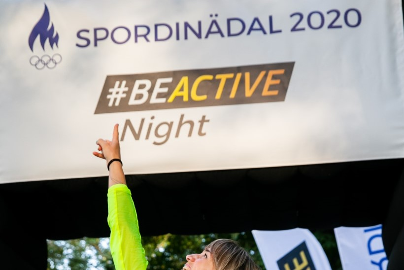 GALERII |  BeActive Run pani liikumishuviliste silmad särama