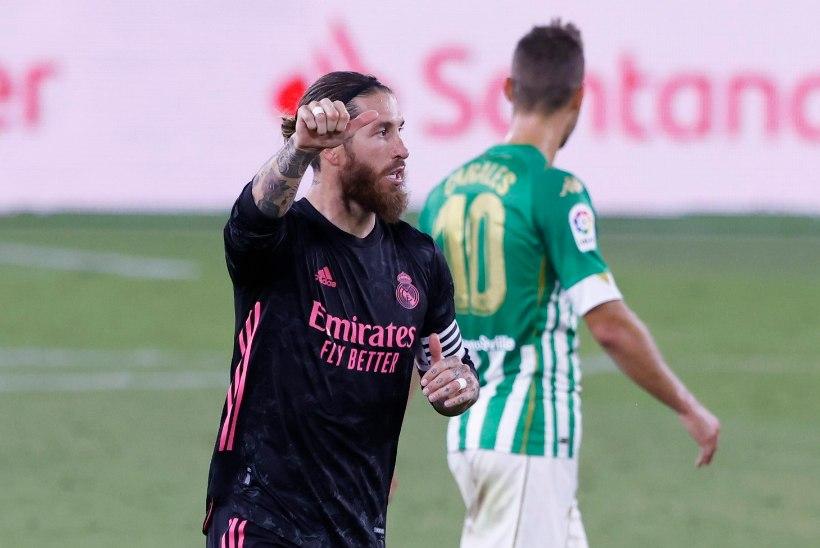 VIDEO | Ramose meisterlik penalti tõi Realile hooaja esimese võidu