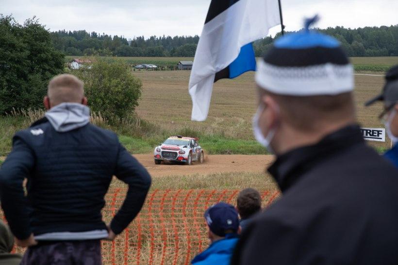 SEPTEMBER PILDIS | Rally Estonia fännide leidlikkus, Reinsalu nutisõltuvus, värske poolmaratoonar Brigitte Susanne Hunt parkis invakaardiga