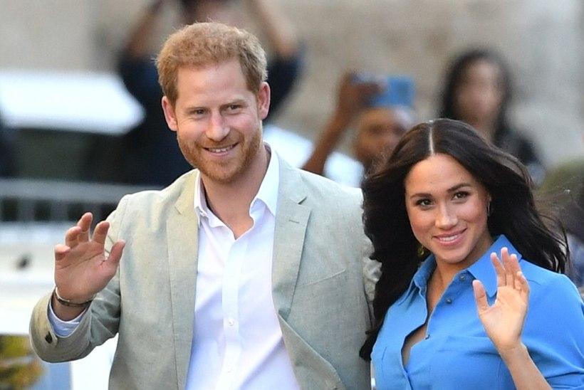 Prints Harry ja Meghan andsid nõusoleku osaleda Netflixi tõsielusarjas?